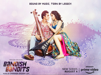 Bandish Bandits, streaming from 4 August, 2020