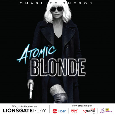 Watch Charlize Theron in action- thriller Atomic Blonde on Lionsgate Play