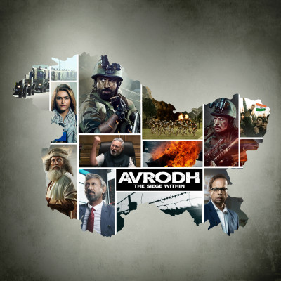 SonyLIV brings 'Avrodh: The Siege Within'