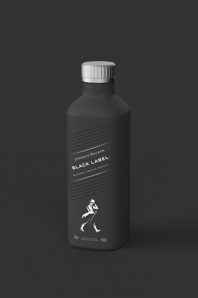 World's First Ever Paper-Based Spirits Bottle