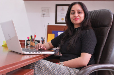 Deepmala, Founder and CEO, The Visual House