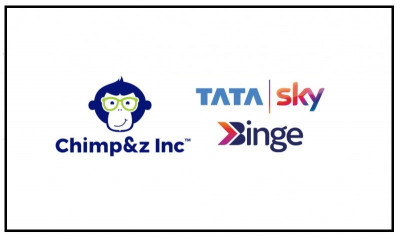 Chimp&z Inc Bags the Digital Mandate for Tata Sky Binge