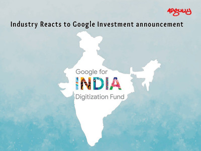 Industry Reacts to Google Investment Announcement