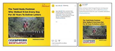 LAY'S pays tribute to Tamil Nadu Hero D Sivan