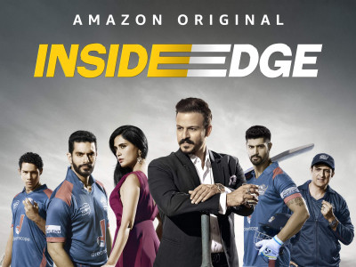 Amazon Original Series Inside Edge 2