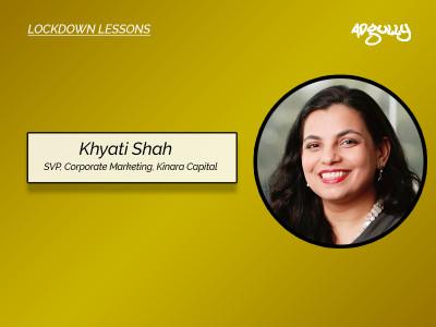 Khyati Shah, SVP, Corporate Marketing, Kinara Capital