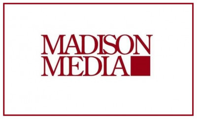 Madison Media is amongst the Top 5  Independent Agencies  Of the Globe