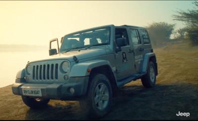 My Jeep Story'