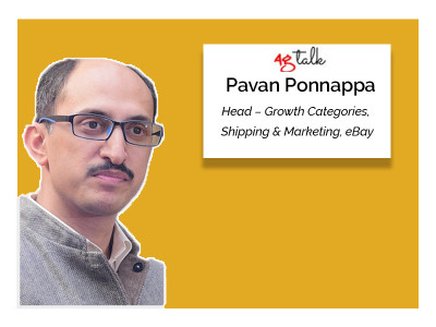 Pavan Ponnappa, Head – Growth Categories, Shipping & Marketing, eBay