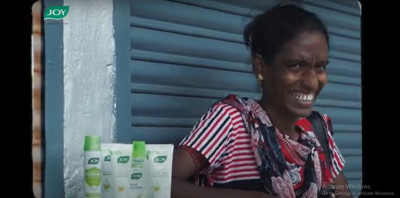Joy Personal Care rolls out campaign to create awareness about hygiene