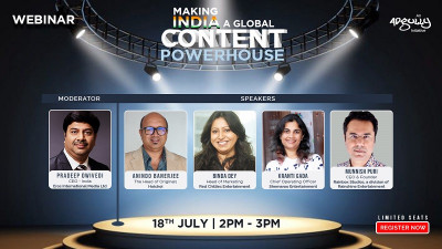 Making India a global content powerhouse – how to tap the audience?