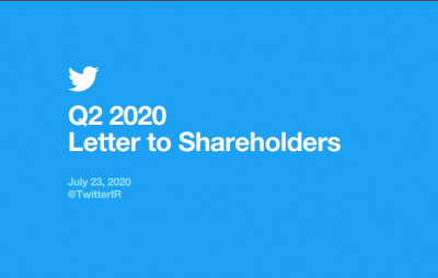 Twitter's Q2 2020 Earnings missed analyst expectations