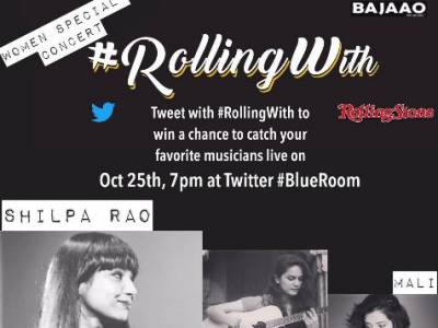 Twitter India and Rolling Stone India celebrate a Women Special Edition of #RollingWith