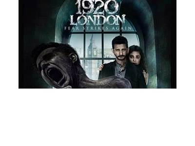 &pictures premieres '1920 London' on 31st October @ 8 PM