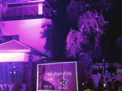 When Star Gold turned Mumbai 'PINK'!