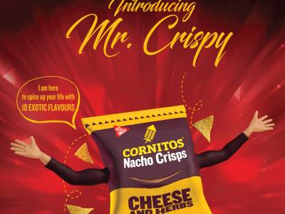 Cornitos unveils its maiden Mascot in a new brand campaign