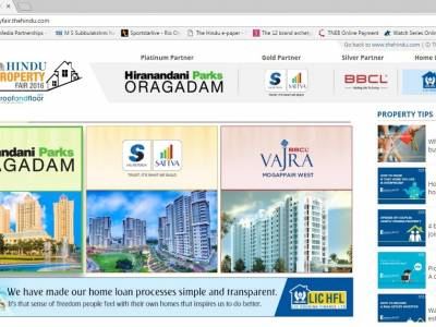 South India's biggest virtual property fair is here!