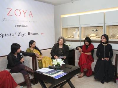 """Zoya, presented the fourth edition of the """"Spirit of the Zoya Woman"""" in association with the India Today Group"""