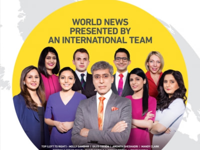 WION announces its official launch; rolls out multi-city campaign