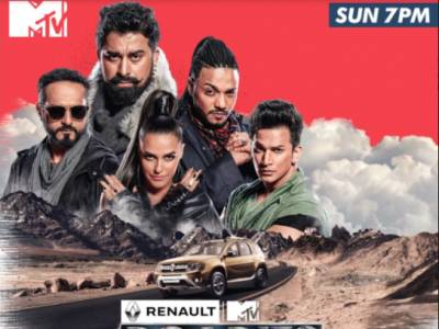Roadies Real Heroes all set for the new season