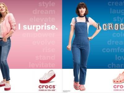 trampki sprzedawane na całym świecie niesamowite ceny Henry Lau Join Crocs as Brand Ambassadors Encouraging ...