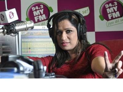 Spirit W   IRF 2014 has been the turning point: MY FM's RJ Meenakshi