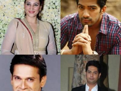 Rakshanda Khan, Amit Tandon, Samir Dharmadhikari and Anand Goradia in Adaalat 2