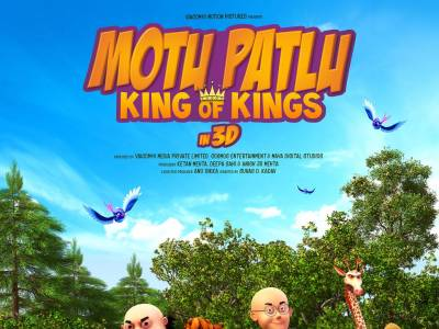 Viacom18 bets big on Motu Patlu property