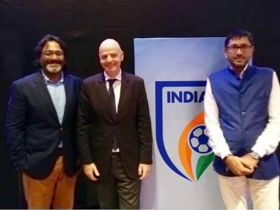 YAAP Digital gives new identity to All India Football Federation logo