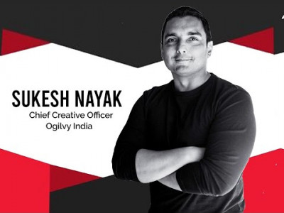 Sukesh Nayak - Chief Creative Officer - Ogilvy India