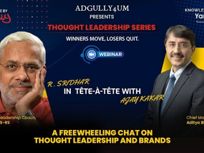 Thought Leadership Discussion (Brands)