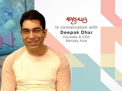 Deepak Dhar - Founder & CEO - Banijay Asia