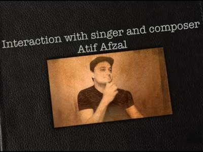 "Adgully Exclusive: ""My inspiration is A.R. Rahman""- Composer and Singer Atif Afzal"