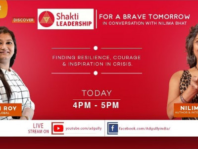 Discover Shakti Leadership for a Brave Tomorrow