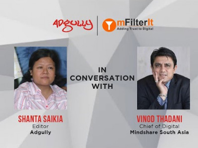 Video Knowledge Series | Vinod Thadani, Chief of Digital, Mindshare South Asia