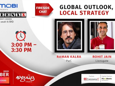 SCREENXX 2020 - Fireside Chat – Global Outlook, Local Strategy