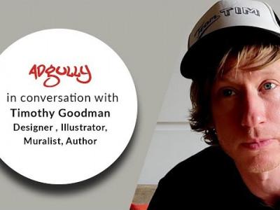 Timothy Goodman - Designer, Illustrator, Muralist, Author