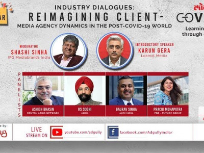 """Industry Dialogues: Reimagining Client_Media Agency Dynamics in the Post-Covid-19 World"""