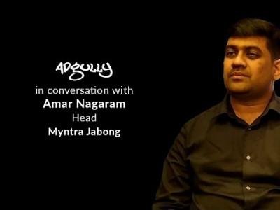 Amar Nagaram - Head - Myntra Jabong