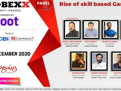 MOBEXX 2020 | Panel 1 - Rise of Skill Based Gaming
