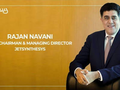 Adgully in conversation with Rajan Navani, Vice Chairman & Managing Director, JetSynthesys