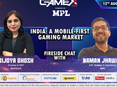 GAMEXX 2021 | Fireside Chat | India: A Mobile-First Gaming Market