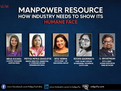 Manpower Resource - How industry needs to show its humane face?