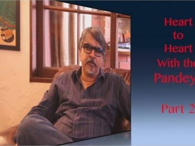 Heart-to-Heart Conversation with Admen Pandey Brothers - Part 2