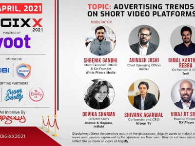DIGIXX 2021 | PANEL 03 | Advertising Trends on Short Video Platforms