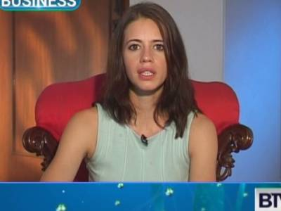 Kalki Koechlin on BTVi's - Women Mean Business, Episode 8.