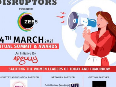 Women Disruptors 2021 | Panel 1 | New normal is providing more opportunities for Women Leaders