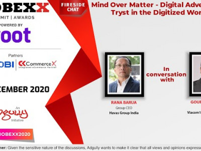 MOBEXX 2020 | Mind over matter - digital advertising's tryst in a digitized world