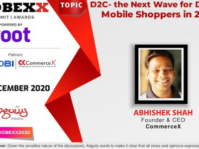 MOBEXX 2020 | D2C - The Next Wave for Digital / Mobile Shoppers in 2020 |