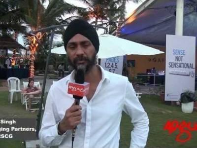 Adgully Exclusive   Goafest 2012: In conversation with Euro RSCG's Satbir Singh